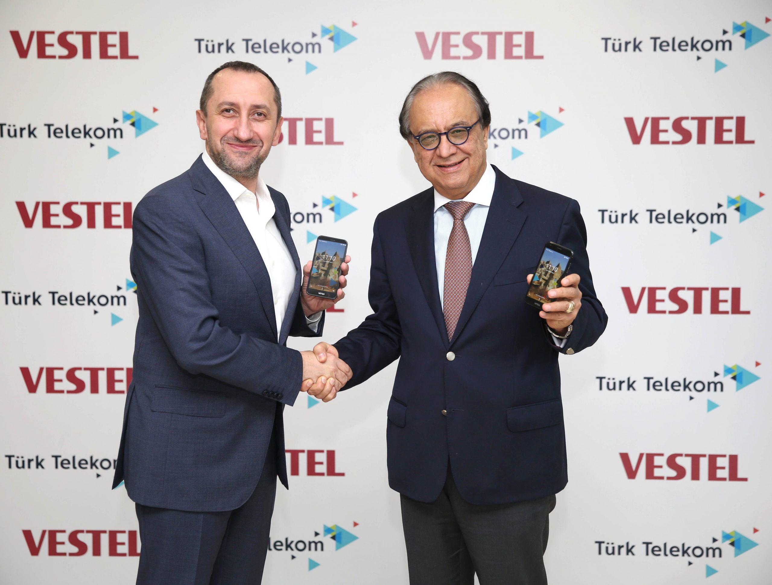 turk-telekom-ve-vestel-den-yerli-is-birligi