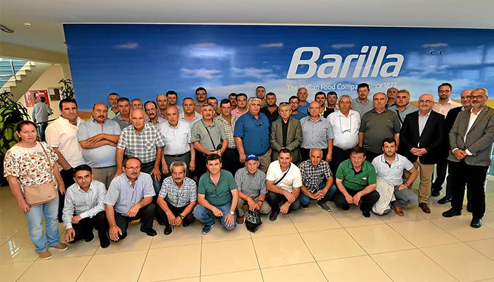 barilla-gida-bolu-fabrikasinda-trakya-daki-ureticilerini-agirladi