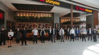 Photo of Tavuk Dünyası Ankara'daki 15. Restoranının Kapılarını Açtı…