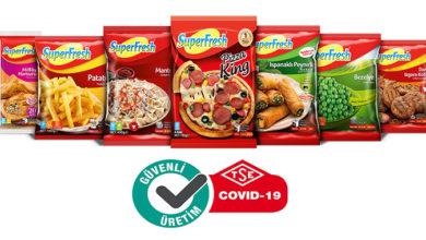 Photo of Superfresh'in gıda güvenliği  TSE Covid-19 Güvenli Üretim Belgesi ile tescillendi